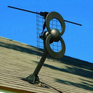 antenna install